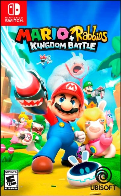 MARIO + RABBIDS KINGDOM BATTLE Available Now on Nintendo Switch