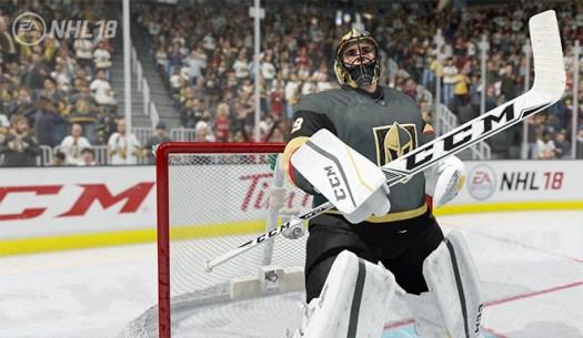 NHL 18 Franchise Mode!