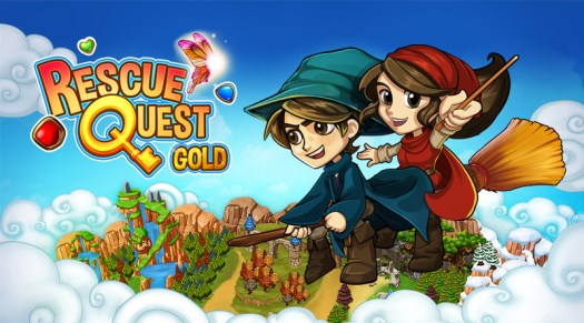Rescue Quest Gold Relaunches as Premium Remastered Game for Android
