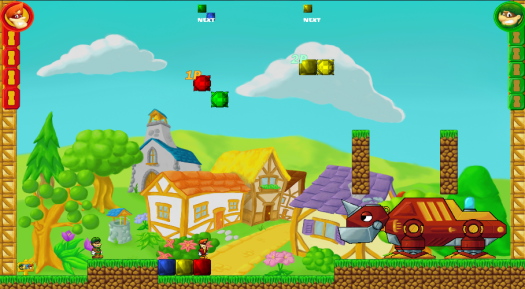 BUILDING BLOCK HEROES Literal Puzzle Platformer Coming to Steam this October