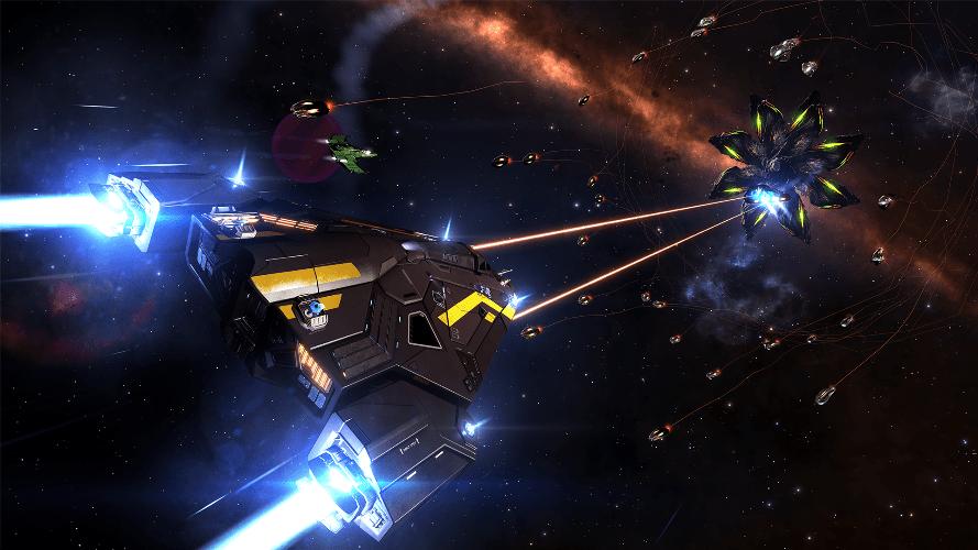 The Thargoids are Back in Elite Dangerous: Horizons 2 4 - The Return