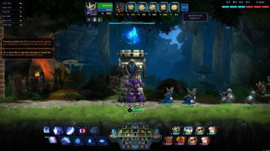 Hyper Universe Review for PC Steam Early Access