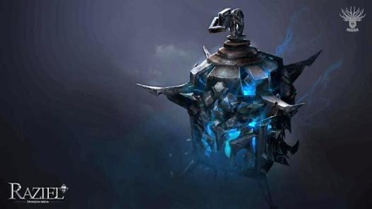 RAZE: Dungeon Arena Changes Name to Raziel: Dungeon Arena