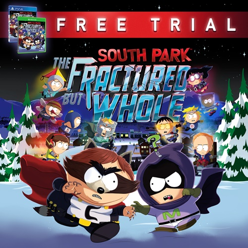 South Park: The Fractured But Whole Free Trial Announced by Ubisoft