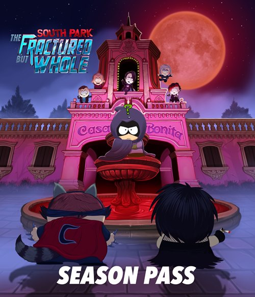 South Park: The Fractured But Whole Season Pass Details Revealed by Ubisoft