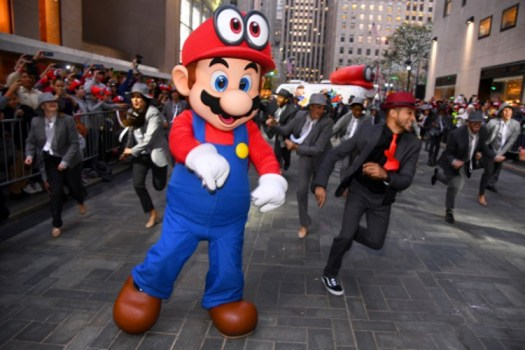 Nintendo Celebrates Launch of Super Mario Odyssey in Style with Party in New York