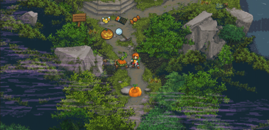 TANGLEDEEP Halloween Update Features Limited-Time Item Drops and Visuals, Introduces Nightmares Bosses