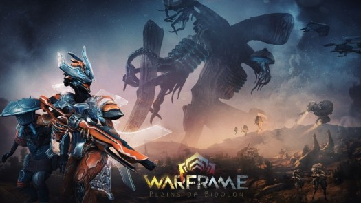 Warframe Plains of Eidolon Now Available on Steam
