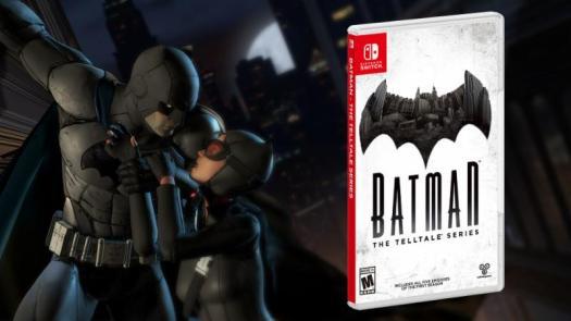 Batman - The Telltale Series Debuts on Nintendo Switch Nov. 14