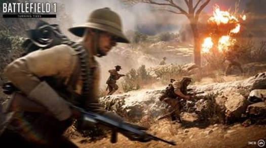 Battlefield 1 Turning Tides Coming Dec. 11