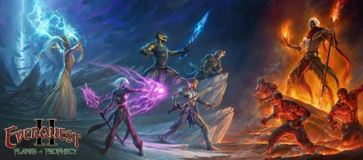 EverQuest II: Planes of Prophecy Released by Daybreak Games
