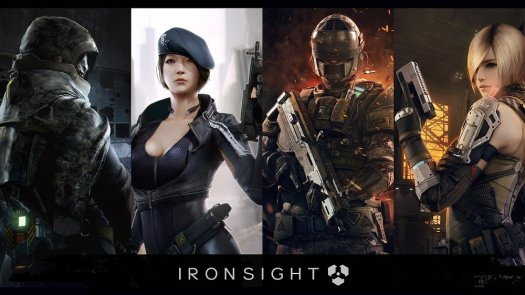 IRONSIGHT High-Tech Military Shooter Begins Closed Beta