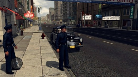 L.A. Noire Review Gaming Cypher 9