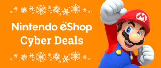 Dozens of Games at Big Discounts are Part of the Nintendo eShop Cyber Deals