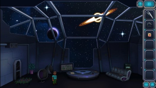 Odysseus Kosmos and his Robot Quest Classic Point-and-Click Heading to Steam Dec. 1