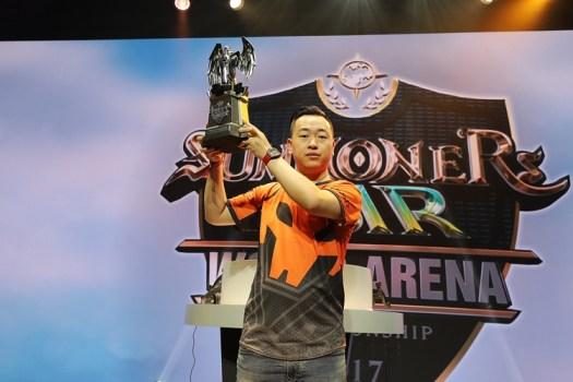 Summoners War 2017 World Arena Championship Impressions