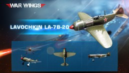 Lavochkin 7B-20