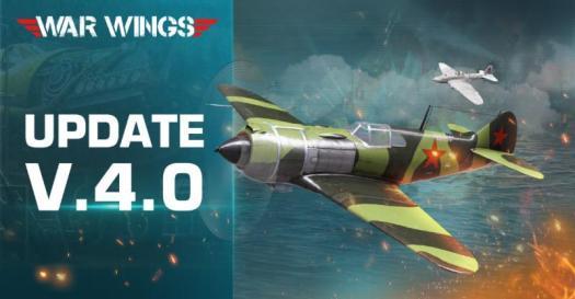 War Wings Huge November Update Released