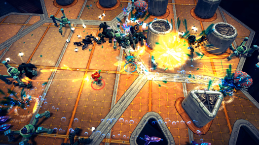 Assault Android Cactus Review for Xbox One