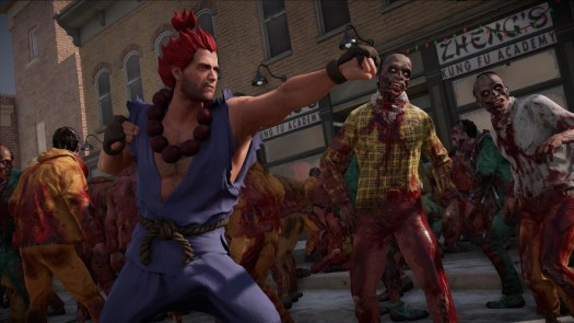 Definitive Dead Rising 4 Experience Including New Capcom Heroes Content Available Today on PS4