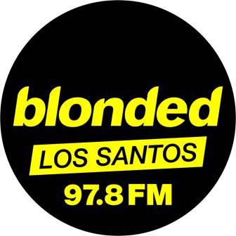 New GTAV Radio Station: blonded Los Santos 97.8 with Frank Ocean & More