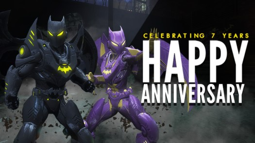 Daybreak Games Celebrates DC Universe Online 7th Anniversary
