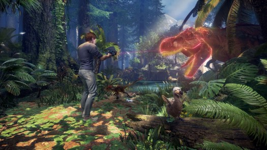 ARK Park Multiplayer VR Adventure Launching on Steam March 22
