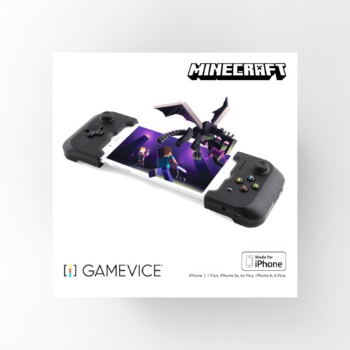 Minecraft Gamevice Bundle Now Available