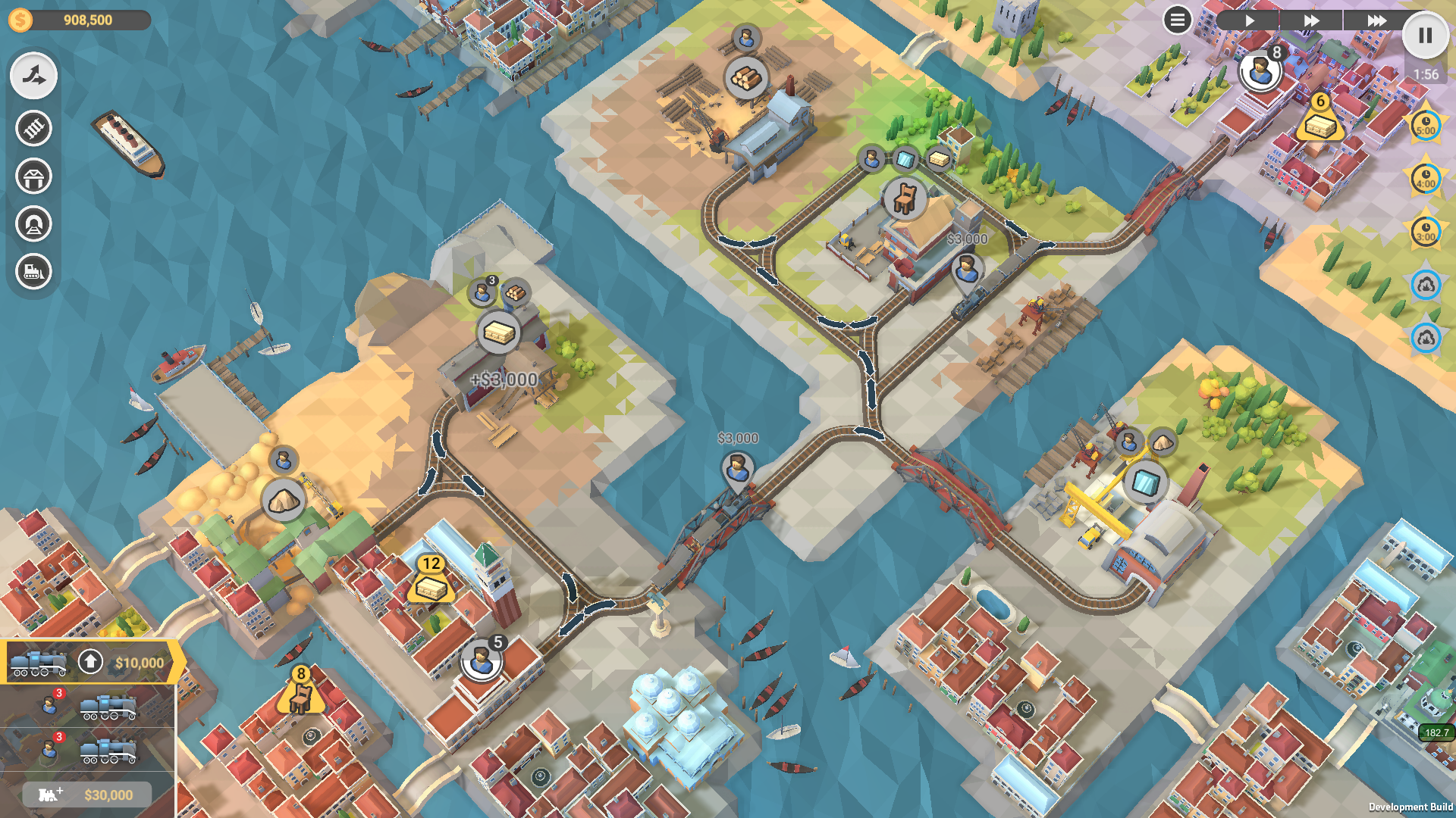TRAIN VALLEY 2 Train Tycoon Management and Puzzle Game Now
