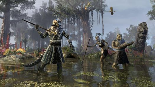 The Elder Scrolls Online Murkmire DLC Launches on PC and Mac