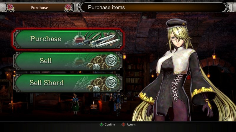 BLOODSTAINED: Ritual of the Night Review for Xbox One