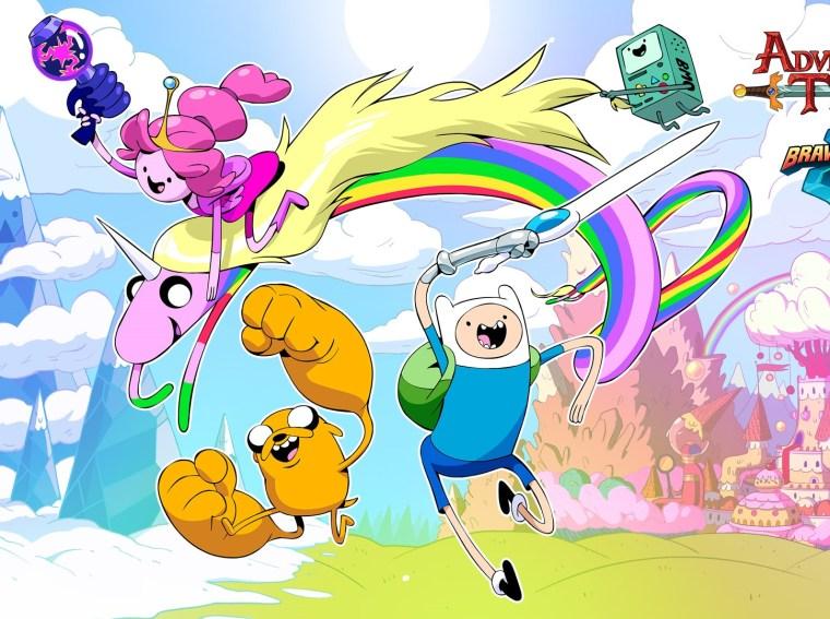 Ubisoft E3 2019: Cartoon Network's Adventure Time Heroes