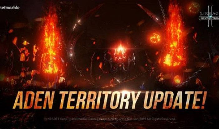 LINEAGE 2: Revolution New Aden Territory Update Brings