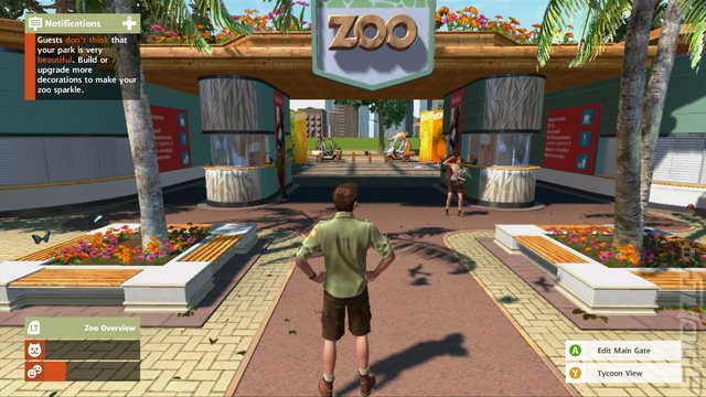 Review Zoo Tycoon Xbox One Video Xbox Games For Children