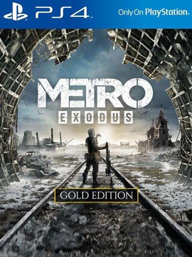 metro exodus gold ps4 digital code playstation network