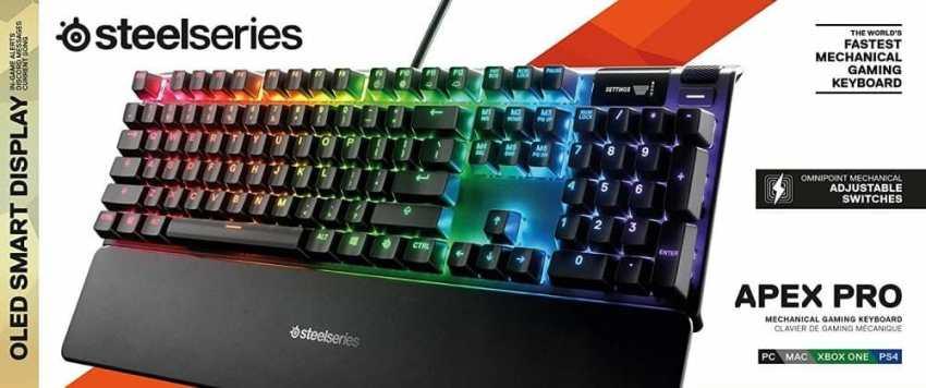 SteelSeries Apex Pro full image