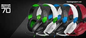 Turtle Beach Recon 70 gaming headsets