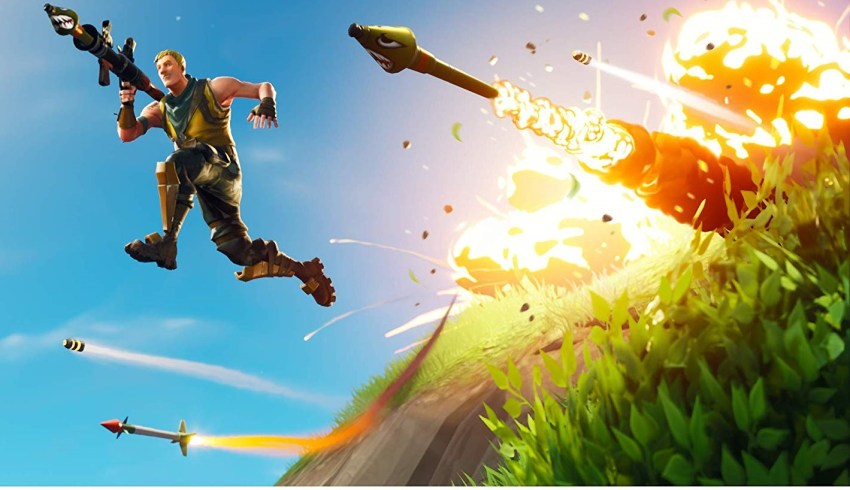 Xbox One S fortnite gaming performance