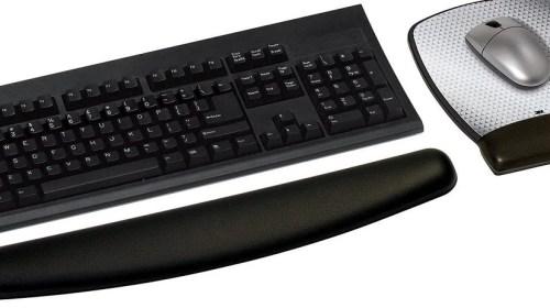 3M Gel Wrist rest for keyboards