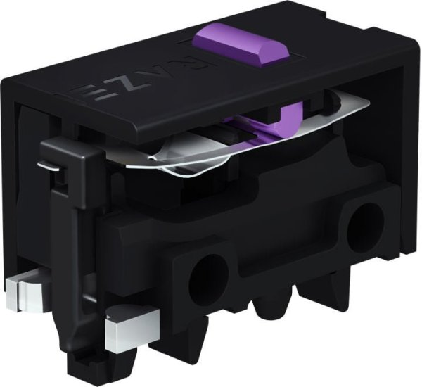 Razer Viper Gaming Mouse Optical switches