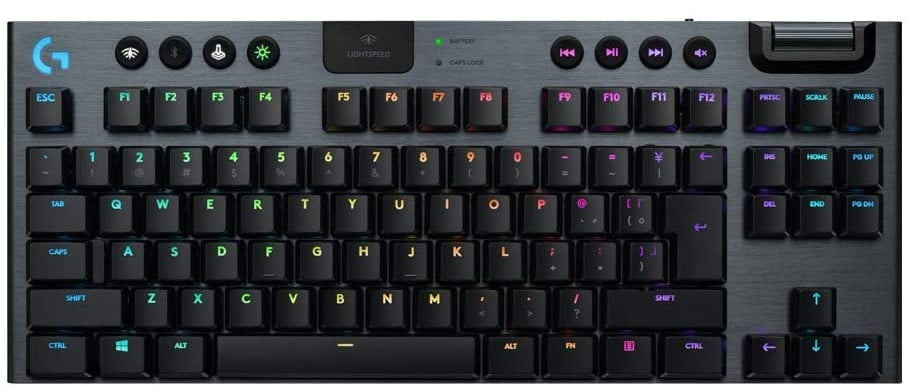 Logitech G915 TKL Review –  Is it Worth Buying?