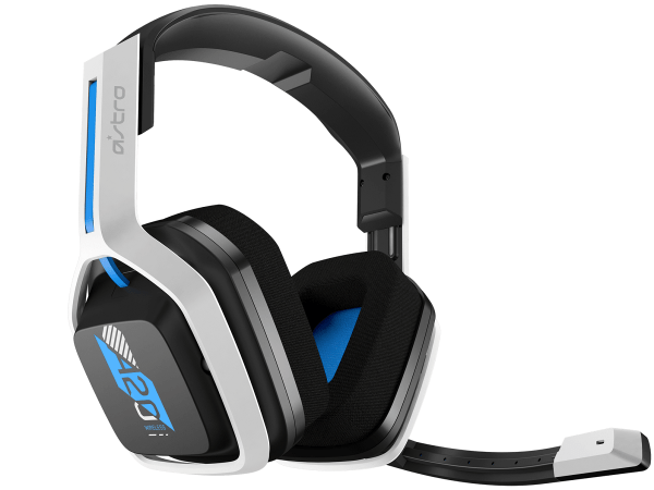 ASTRO Gaming A20 Wireless Headset Gen 2 white color