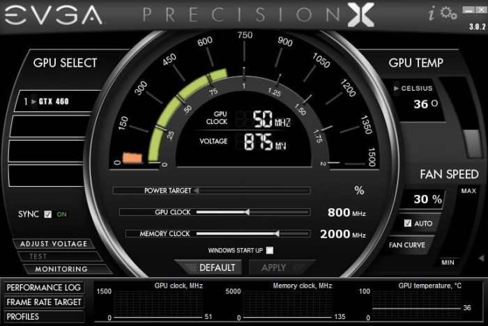 EVGA Precision X