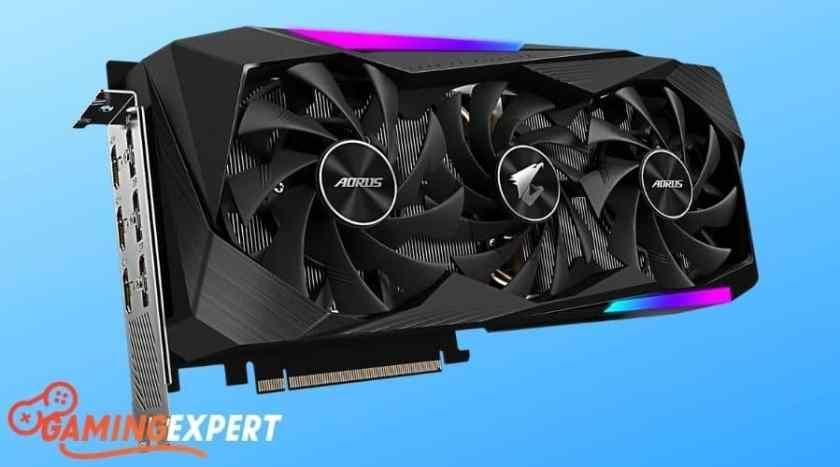 AORUS GeForce RTX™ 3070 MASTER
