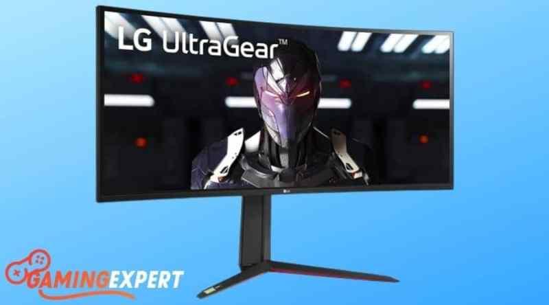 LG UltraGear 34GN850-B 34-Inch