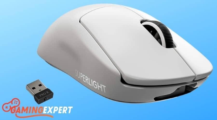 Logitech G PRO X Superlight Wireless Gaming Mouse - White