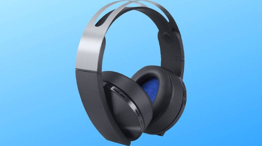 Sony Playstation Platinum Wireless Headset for PS4
