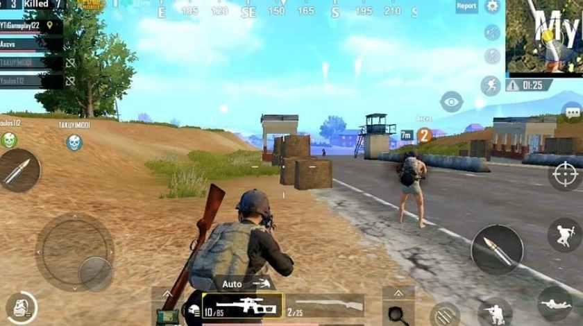 PUBG Gameplay Image