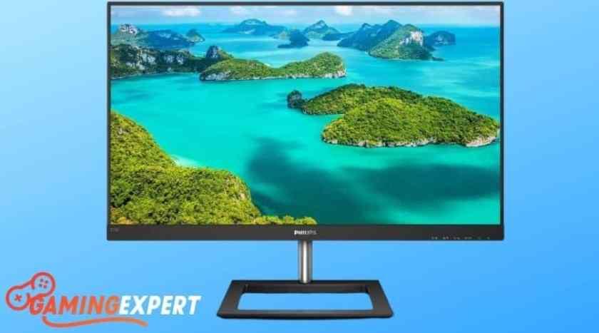 """Philips 278E1A 27"""" monitor"""