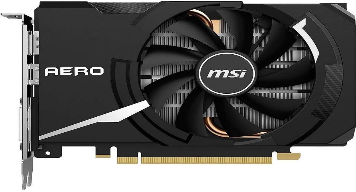 MSI GeForce GTX 1650 Super AERO ITX OC - Image 1